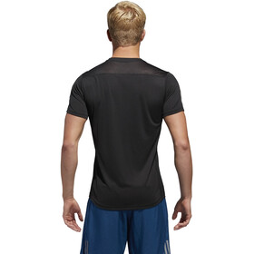 adidas OWN The Run T-Shirt Herren black/white
